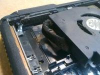 если забывать чистить ноутбук от пыли